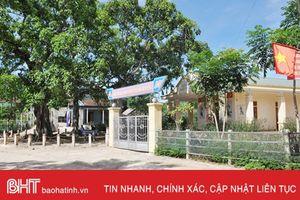 Gắn thiết chế văn hóa với xây dựng nông thôn mới ở Vũ Quang