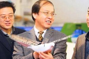Trung Quốc sử dụng robot bồ câu để giám sát bầu trời