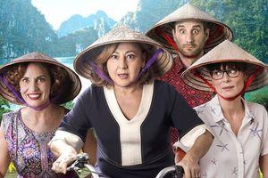 Dở khóc dở cười với hành trình khám phá Việt Nam của '3 bà Ninja' Tây Ban Nha