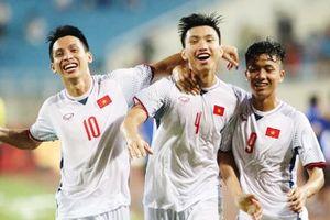 Văn Hậu tỏa sáng, Olympic Việt Nam giành chiến thắng 1-0 trước Oman