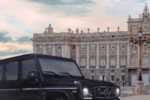 Chi tiết Limo-SUV chống đạn Mercedes-Benz G63 AMG giá triệu USD