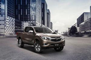 Mazda BT-50 mới sẽ ra mắt thị trường Việt Nam vào ngày 8/8 tới