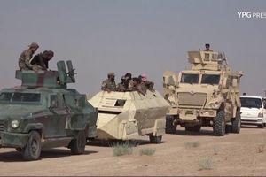Chiến sự Syria: Phiến quân SDF đánh đuổi IS khỏi khu vực biên giới Syria-Iraq