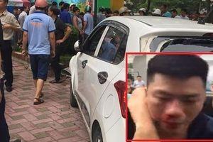 Hà Nội: Xe ô tô 'điên' tông hàng loạt người đi đường