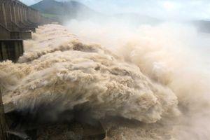 Thủy điện xả lũ không ảnh hưởng lớn đến ngập lụt ở Chương Mỹ