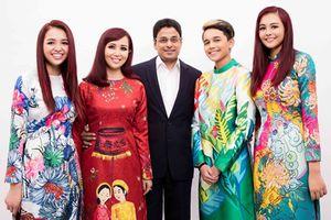 Cuộc sống 'nhung lụa' của Hoa hậu Việt Nam đầu tiên lấy chồng ngoại quốc