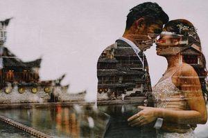 Ảnh cưới tuyệt đẹp của cặp đôi 9X Việt tại Phượng Hoàng Cổ Trấn
