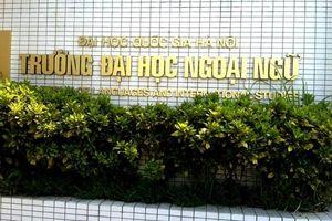 Điểm chuẩn ĐH Ngoại ngữ - ĐH Quốc gia Hà Nội: Cao nhất là 33 điểm ngành Ngôn ngữ Hàn Quốc