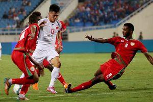 Olympic VN và Olympic Oman (1-0): Siêu phẩm của Văn Hậu giúp đội VN vô địch
