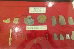 Bà Rịa - Vũng Tàu: Tiếp nhận 367 cổ vật do nhà sưu tập hiến tặng