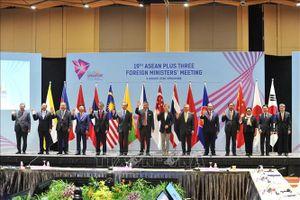 Hội nghị AMM 51: Phó Thủ tướng, Bộ trưởng Ngoại giao Phạm Bình Minh tham dự các hội nghị liên quan