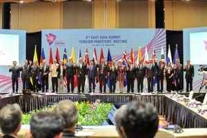 Hội nghị AMM 51: Phó Thủ tướng Phạm Bình Minh tham dự các hội nghị liên quan
