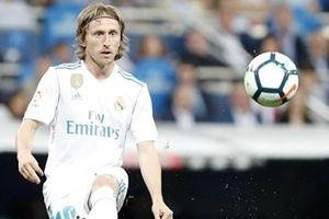 Real liệu có để Luka Modic 'nối gót' Ronaldo?