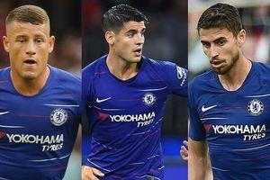 Community Shield 2018: Đội hình tối ưu của Chelsea trước Man City