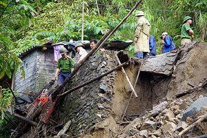 Lai Châu khẩn trương khắc phục, tìm kiếm nạn nhân mất tích sau mưa lũ