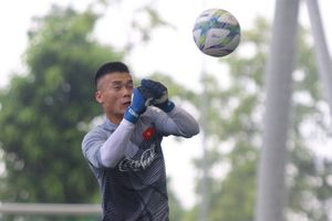 U23 Việt Nam vs U23 Oman: Bùi Tiến Dũng trở lại, Minh Vương làm đội trưởng