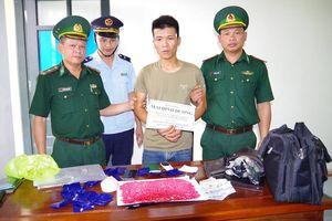 Vận chuyển 3.000 viên ma túy từ Lào vào Việt Nam lấy 20 triệu đồng tiền công