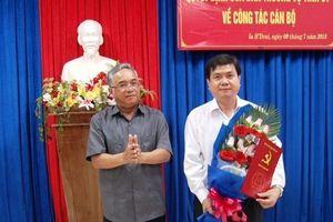 Tỉnh Kom Tum có Phó Chủ tịch mới