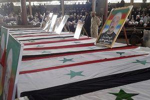 IS hành quyết một con tin tại miền Nam Syria