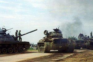 Vai trò đặc biệt của xe tăng M48 chiến lợi phẩm trong Quân đội nhân dân Việt Nam