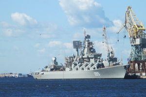 Tuần dương hạm 'Nguyên soái Ustinov' được nâng cấp những gì mà khiến NATO phải lo sợ?