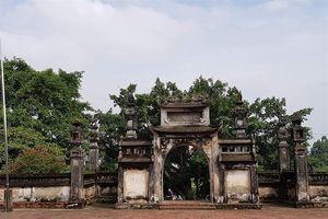 Đình Do Nghĩa-di tích lịch sử Quốc gia kêu cứu