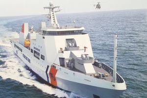 Cảnh sát biển Việt Nam phát triển vượt bậc khi có thêm 3 lớp tàu 4.000 tấn