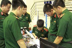 Điểm trúng tuyển vào hệ đào tạo kỹ sư quân sự, dân sự Học viện Kỹ thuật Quân sự 2018