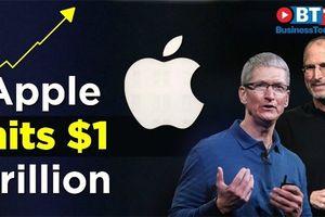 Khi vốn hóa Apple vượt 1.000 tỉ đô, liệu bong bóng công nghệ có tái diễn?
