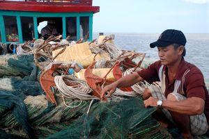 Khó quản lý khai thác thủy sản kiểu 'tận diệt'