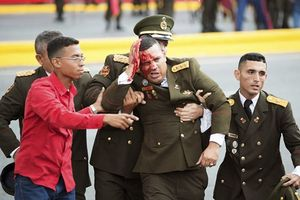 Ai ra tay ám sát tổng thống Venezuela?