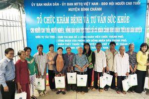 VWS: Hướng về biển đảo và người nghèo Bình Chánh