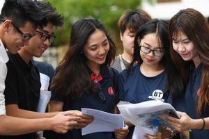 170 đại học công bố điểm chuẩn 2018