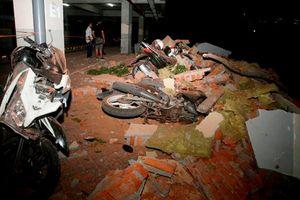 Động đất rung chuyển đảo nghỉ dưỡng Bali và Lombok ở Indonesia