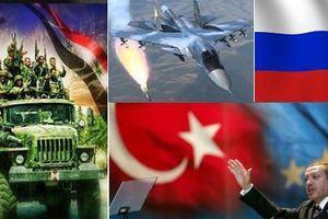 Thổ Nhĩ Kỳ tiếp tục dùng kế độc ở Bắc Syria