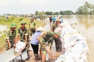 Giúp người dân ổn định đời sống sau mưa lũ