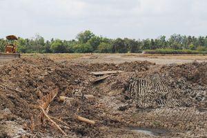 UBND xã Tân Lộc trưng dụng đất có đúng?