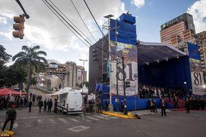 Bắt 6 nghi phạm liên quan vụ ám sát Tổng thống Venezuela