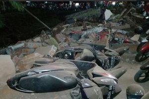 Tang thương hiện trường động đất tại Indonesia khiến hơn 80 người chết