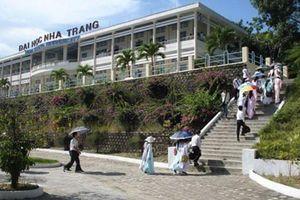 Trường ĐH Nha Trang thông báo xét tuyển bổ sung 450 chỉ tiêu