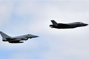 Quân nhân Anh làm lộ bí mật chiến đấu cơ F-35 qua tài khoản hẹn hò trực tuyến