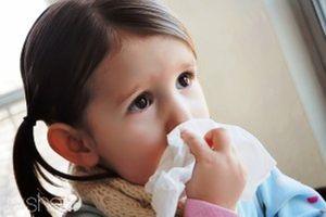 Cách chăm sóc trẻ bị viêm hô hấp ngay tại nhà