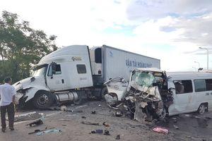 Nguyên nhân vụ xe rước dâu gặp tai nạn, 13 người chết ở Quảng Nam