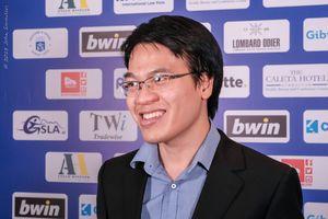 Lê Quang Liêm chinh phục giải cờ vua quốc tế UAE