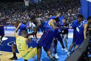 Tuyển bóng rổ Philippines rút rồi lại dự ASIAD 2018