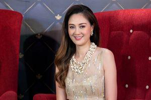 Hoa hậu Đàm Lưu Ly: 'Chưa đăng ký kết hôn vì chưa tự tin lập gia đình'