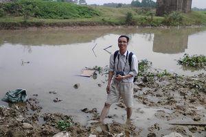 Nhà báo, nhà văn Nguyễn Văn Học: Say mê viết về đề tài bảo vệ môi trường