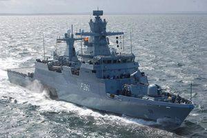 Chiến hạm lớp K130 và sự trở lại đáng sợ của Hải quân Đức