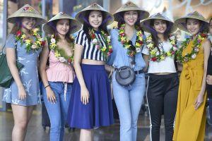 Các hoa hậu thế giới quảng bá du lịch Đà Nẵng
