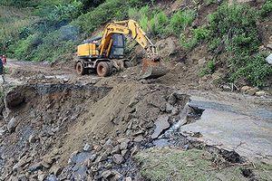 Lai Châu: Nỗ lực thông tuyến và tìm kiếm 6 nạn nhân mất tích do mưa lũ